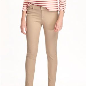 Old Navy Mid-Rise Pixie Full Length Pants